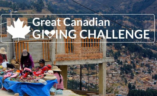 Great Canadian Giving Challenge logo